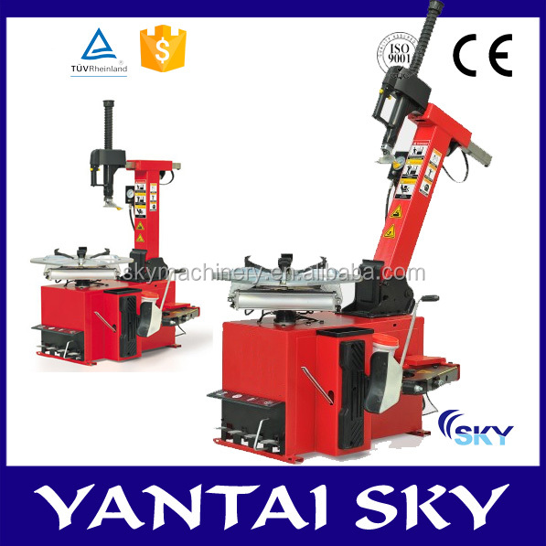 China Factory Direct Supplier Hand Manual Tire Changer and Wheel Balancer