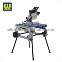 250MM ELECTRIC FLIP OVER SAW WOOD WORKING TOOLS WT02409