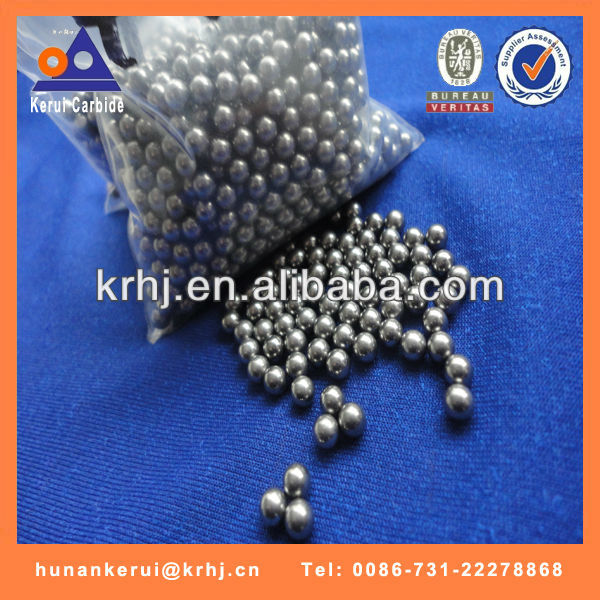 Various grade and size tungsten carbide ball grinding ball