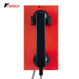 Analog SOS Phone KNZD-14 KNTECH Anti Vandal Telephone Jail Intercom