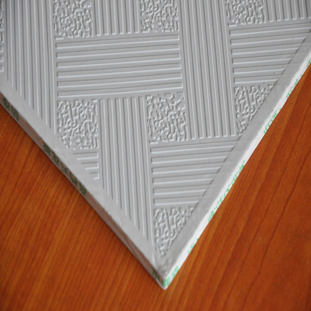 Different types of ceiling tiles