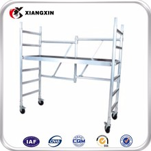 high quality mobile Aluminum scaffolding type frame China sale