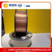 High-end stable quality ER70S-6 co2 esab welding wire mig weld wire