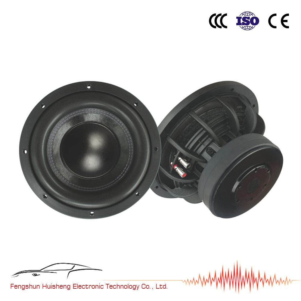 12'' subwoofer WA-121 12''hi-quality great sound for car speaker SPL powered car audio system powered subwoofer speakers