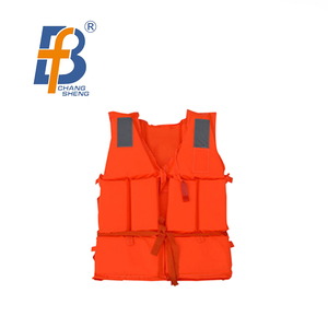 Vest for Adult SOLAS Certificate EPE Foam Life Jacket
