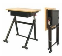 Used school desk for single seat for sale