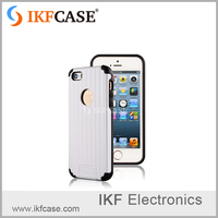 Armor TPU and PC mobile cover case for 4inch iphone 5 style