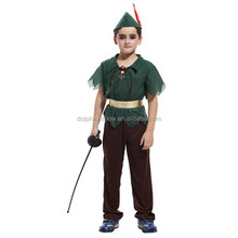 forest halloween costume peter pan stage cosplay costume