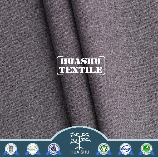 ISO9001 certification Fashion Eco-friendly airport use 100 polyester crinkle chiffon fabric