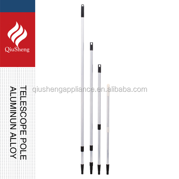 heavy duty twisted lock metal telescopic rod