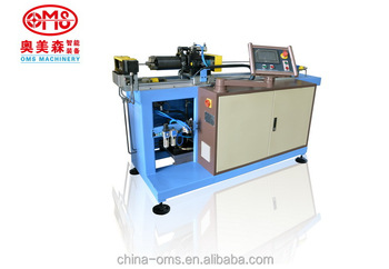 CNC flute type pipe punching machine