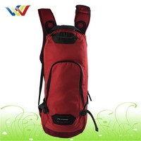Red Water Tank Backpack For Running