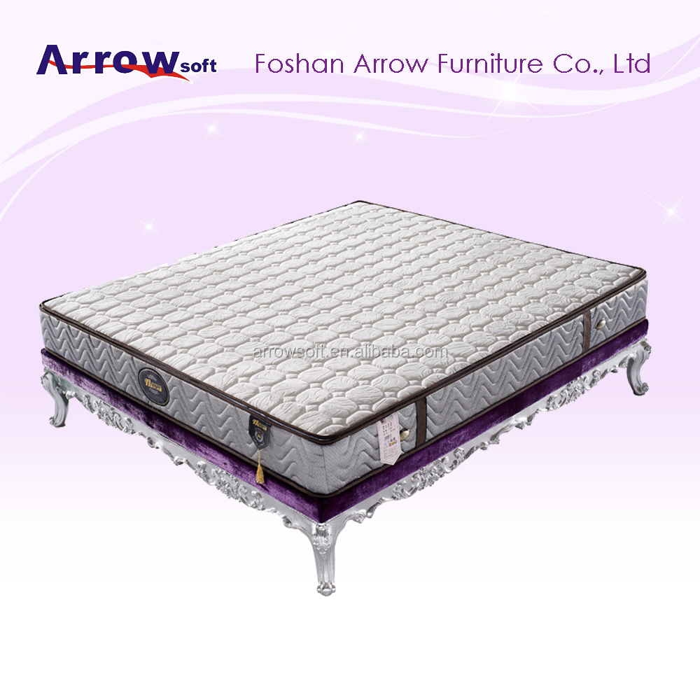 health and natural memory foam sleep well spring bedroom foam mattress