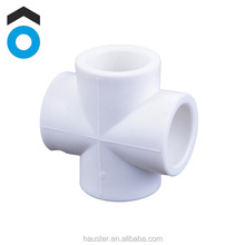 Factory price China supply (PP-R) Pipe Fitting PPR cross tee
