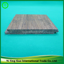 17mm click carbonized strand woven bamboo flooring