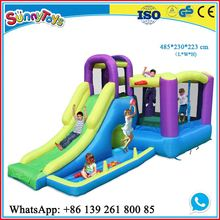 Jumping bouncer for kids commercial pvc inflatable bouncer castle