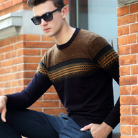 New Arrival Long Sleeve Knitted Jacquard