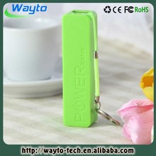 small size, light weight powerful power bank light in out door