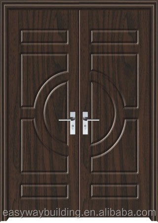 Delightful 2015 New Design Popular Front Main Entrance Double Wooden Doors   Buy  Entrance Double Wooden Doors,Main Double Door Wooden,Double Door Design  Product On ...