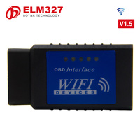 Elm327 1.5a wifi software setup photos for windows PC laptop
