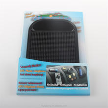 Silicone Anti-Slip Mat Car Sticky Pad for Cell Phone