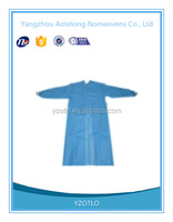 PP hospital clothing patient gown disposable surgical gown