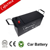 high capacity mf automotive battery 12v 135ah n135 truck battery prices