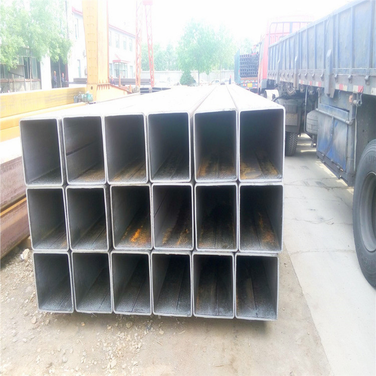 4mm thickness ! q235 b 150x150 heavy duty pipe mild erw steel square pipes
