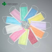 Health Medical Supply Disposable Face Mask