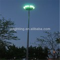 Q235 Steel galvanized 30m 35m high mast lighting tower with good price,nice design