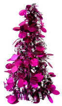 New design artificial christmas tree / tinsel chrismas tree for decoration