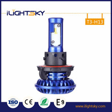 2017 automobile&motorcycle 50w 6000lm auto car led headlight bulb h7 h11 h13 h15 led headlight for bajaj 150cc pulsar motorcycle