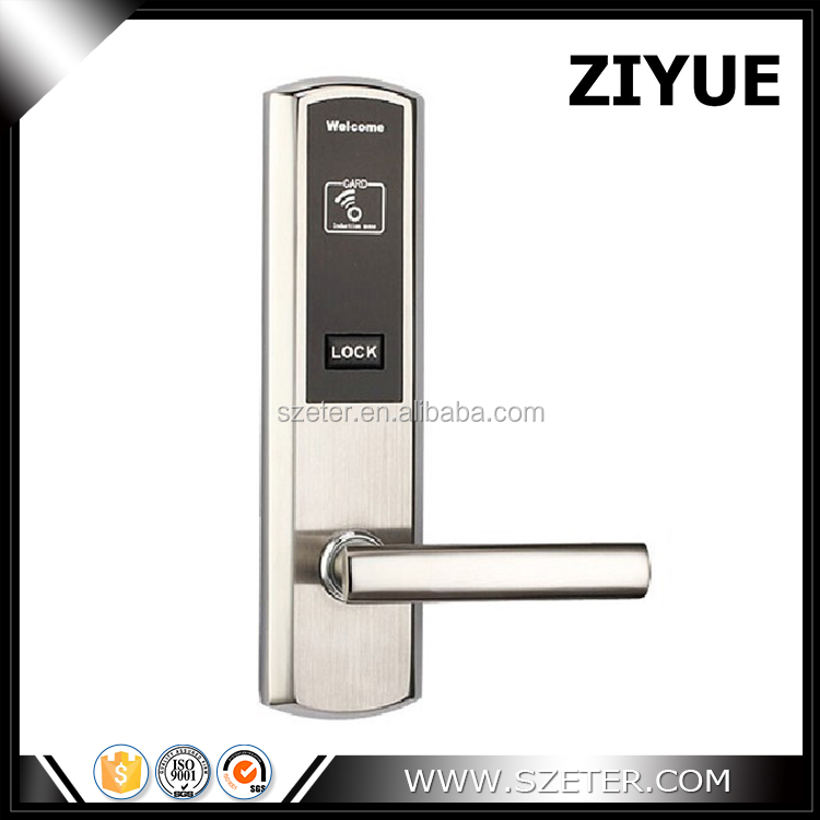 Hotel RF card lock , Electric door lock for hotel ET811RF