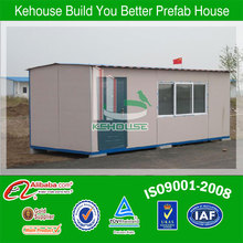 cheap standard 20ft prefab container for living