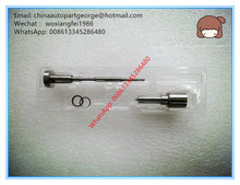 Original and new Common rail injector overhaul kit F00RJ03515 for 0445120289, 5268408