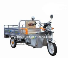 High quality three wheel large cargo motorcycles/tricycle cargo bike
