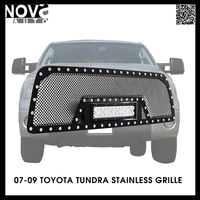 Replacement Parts 07-09 Toyota Tundra Auto Front Grille