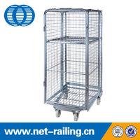 high quality A frame galvanized security Roll cage