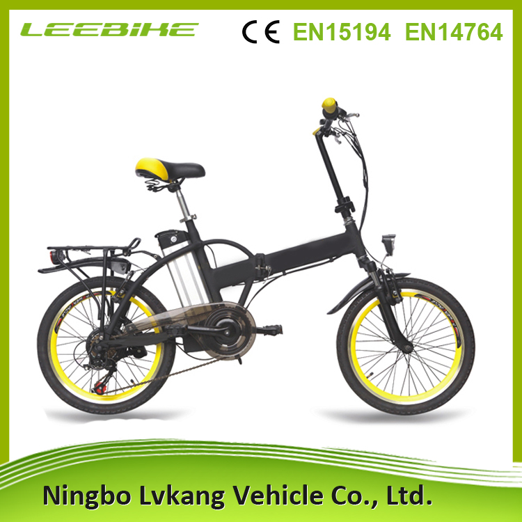 Mini folding electric bikes new model electric bicycle electric cross bike