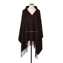 QD30551 Wholesale Newly Comfortable Colorful Women Cashmere Shawl For Decoration