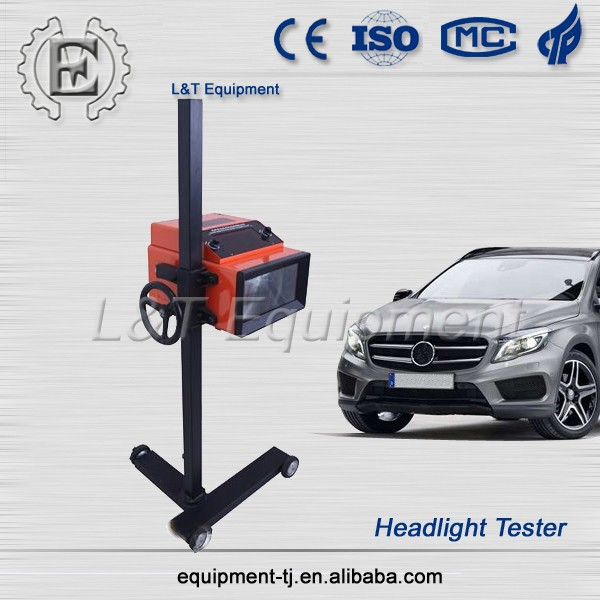 Direct Factory Price SV-D5T Auto Car Headlight Tester