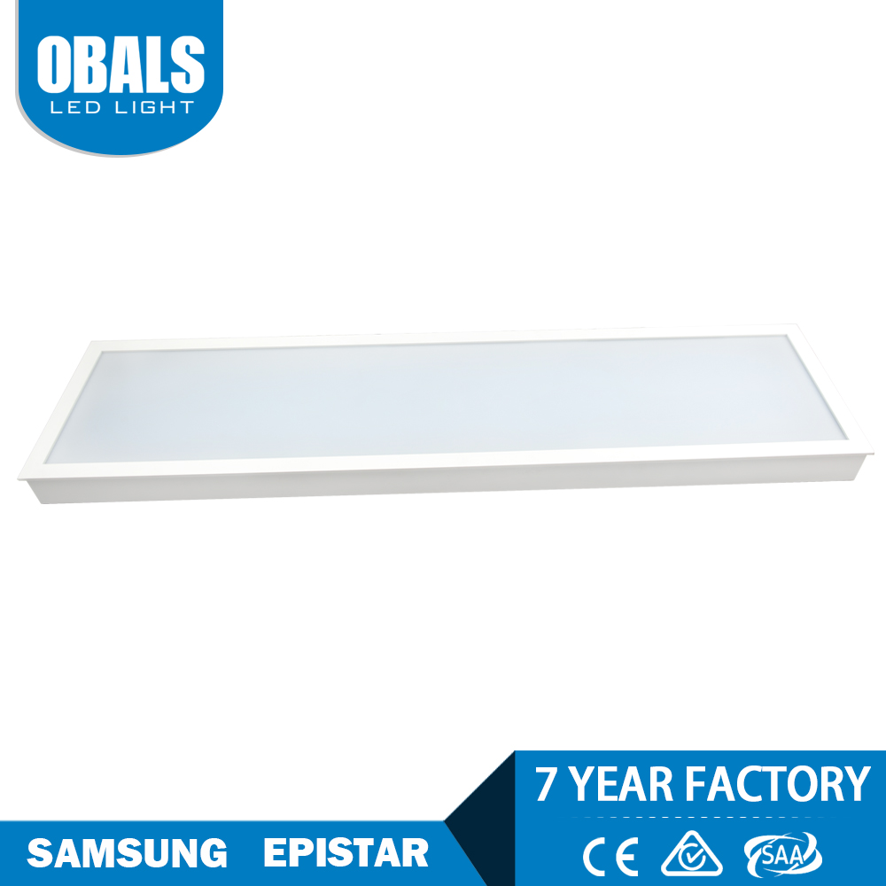 Obals color temperature adjustable ip20 600mm slim surface led panel light