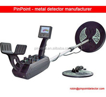 hot sale digital professional treasure hunter metal detector gold locator MD5008