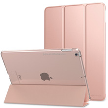 Universal Fit PU Leather Tablet Cover For iPad Pro 9.7 Case(Rosegold)