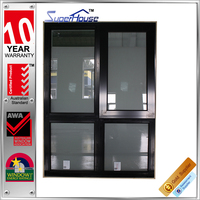 Industrial sound proof awning fabrication of aluminum windows and doors