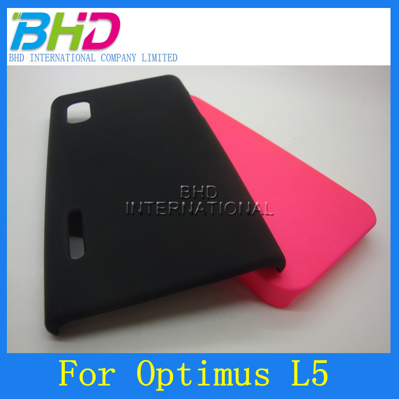 hard plastic case for LG Optimus L5 E610