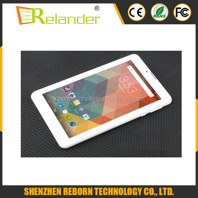7 Inch Ainol AX2 Tablet PC MTK8321 Quad Core 1024x600 IPS Dual SIM 3G Available White Color