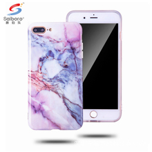 imd marble phone case for iphone 7 cover marble pink for iphone 6 7 8 pluse case marble