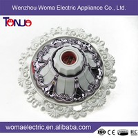 Hot China Products Wholesale White Bangladesh/African Market Ceiling Rose Mould