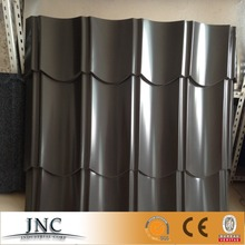 Factory Customized 828mm width metal roofing tile/Coloured Roofing Corrugated Galvanized Metal Roof